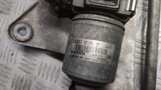 Mechanizm Wycieraczek Audi A8 D3 Europa 4E1955.119B