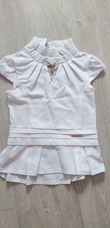 Школьная блузка на девочку