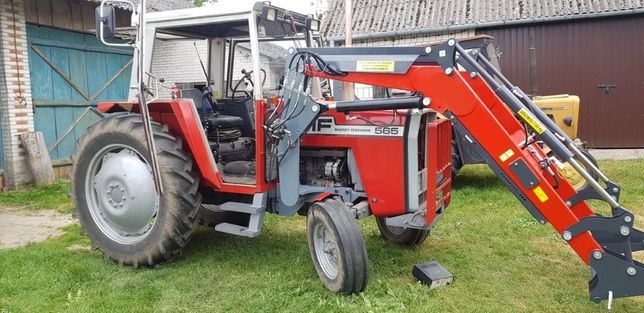 Do ciagnika Case New Holland Claas Fiat MTZ Zetor TUR NOWY osprzęt