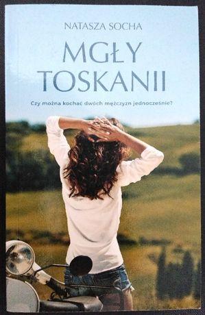 Wydanie kieszonkowe - Mgły Toskani Natasza Socha
