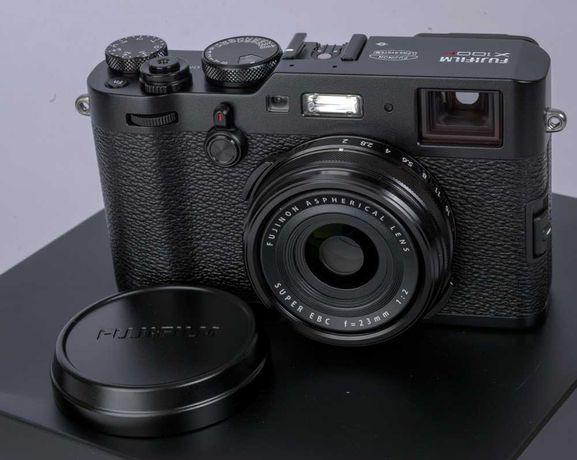 Fuji Fujifilm X-100F ótimo estado