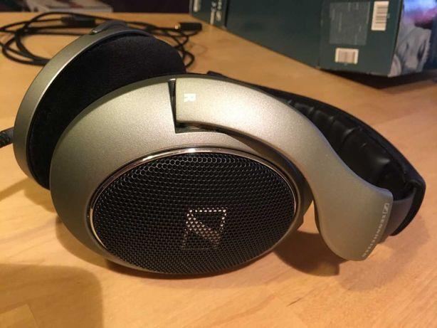 słuchawki Sennheiser HD 595 - bardzo dobry stan