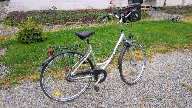 rower PEUGEOT damski damka bardzo ładny z koszykiem