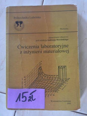 Ćwiczenia laboratoryjne z inżynierii materiałowej
