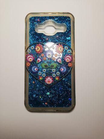 Etui Samsung Galaxy J3 + szkło hartowane