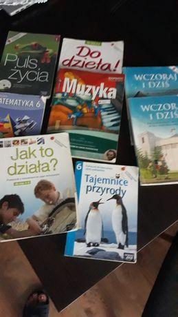 Podręczniki klasy 4-6