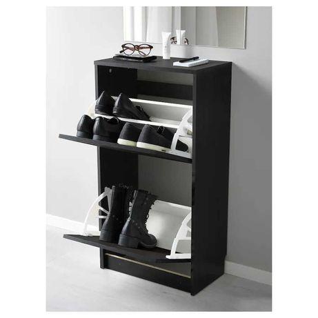 Sapateira IKEA c/ 2 compartimentos