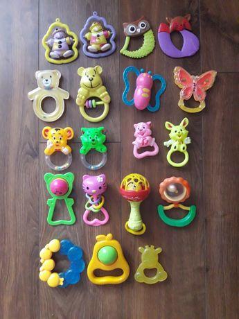Погремушки, іграшки