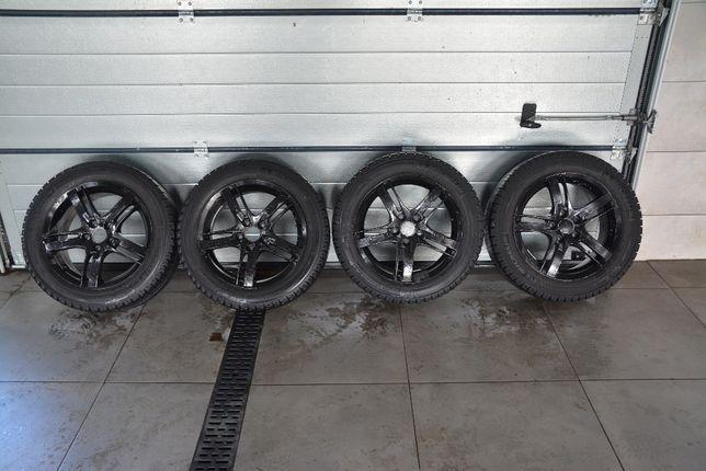 Koła zimowe Ford C-Max Opony 205/55R16 Michelin