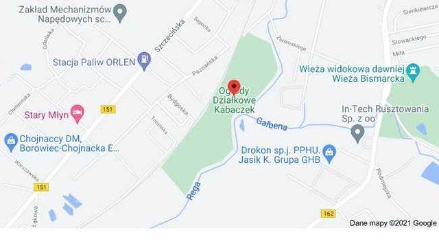 Działki Ogrodowe w Ogrodzie Działkowym Kabaczek w Świdwinie do wynajmu