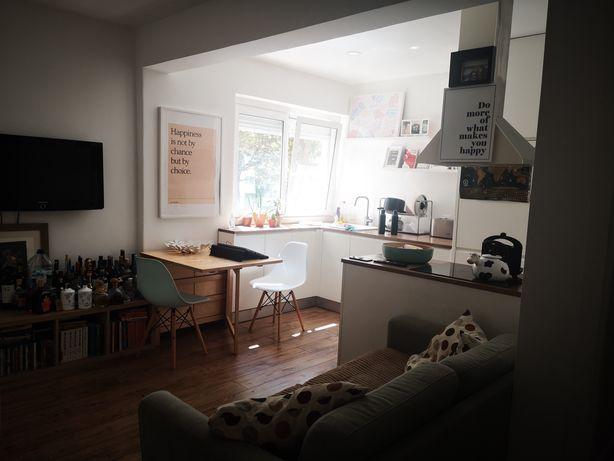 Apartamento T1 para alugar na Penha de França (Lisboa)