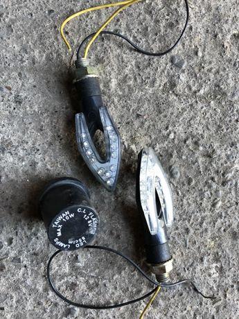 Kierunkowskazy LED przerywacz LED do skutera, enduro, 50,70,80