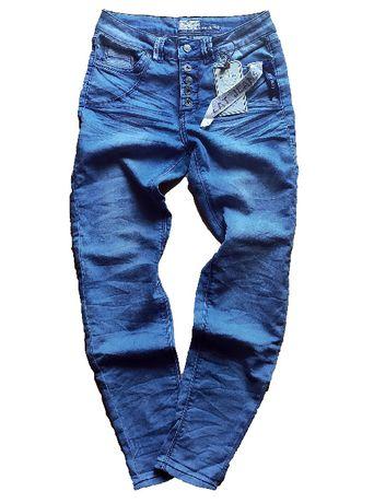 NOWE damskie jeansy spodnie URBAN SURFACE * rozm. XS