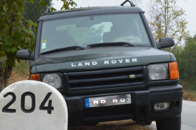 Discovery Td5 2000/05