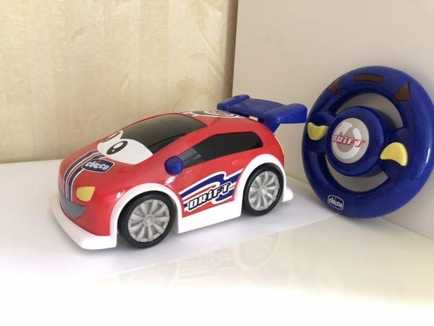 Машинка на р/у Danny Drift Chicco машина авто 2+ для мальчика
