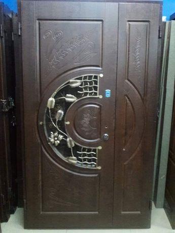 Входные полуторные двери Срочная распродажа