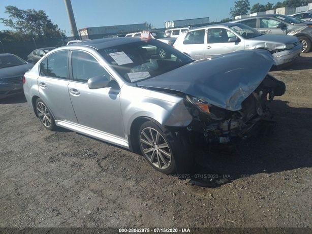 Разборка Subaru Legacy 2.5I Sport 2014 USA .По запчастям