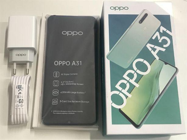 Smartfon OPPO A31 4/64 GB biały