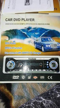 Radio do samochodu z DVD, oraz odtwarzacz dvd