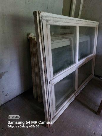 Używana stolarka okienna