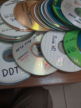 DVD болванки с записями ДВД диски