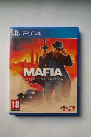 Ps 4 Mafia Definitive Edition Ps4 Centrum Gier Grodzka 4