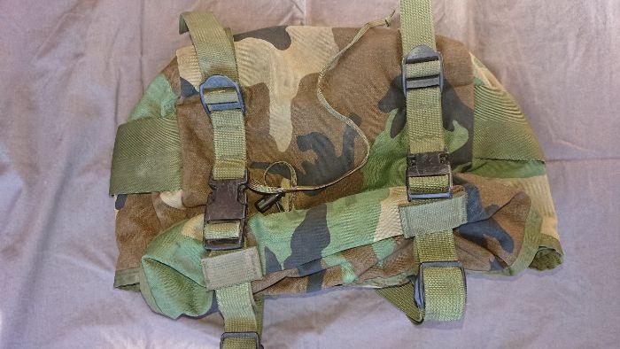 Torba, pokrowiec, buttpack, cargo Field Pack woodland plecak US ARMY Bielsko-Biała - image 1