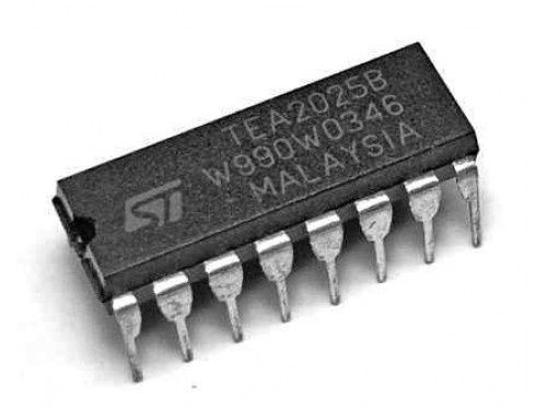 Мікросхема TEA2025b/DM0265R