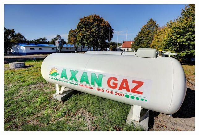 Zbiornik na gaz płynny propan 2700, 4850, 6400. LPG