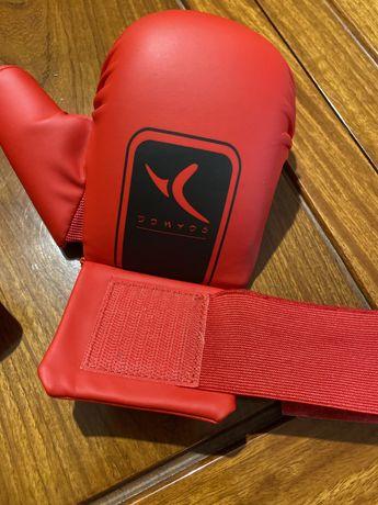 Luvas de karate DOMYOS