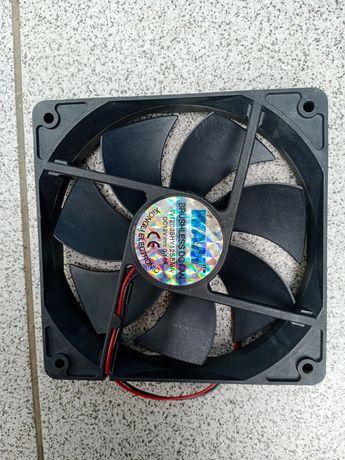 Вентилятор 15*15 на комп,в машину 12v 0.18a