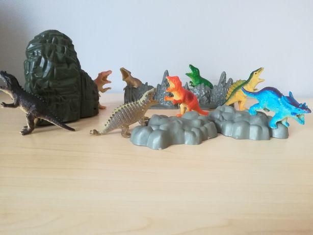 Dinozaury Cena za WSZYSTKIE