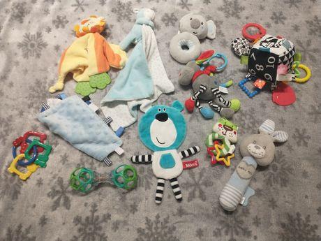 Zabawki dla dziecka 0-6msc