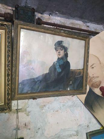 Продам старые картины
