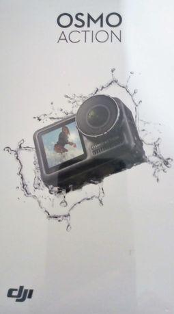 Action Cam DJI Osmom 4K nova e selada de origem