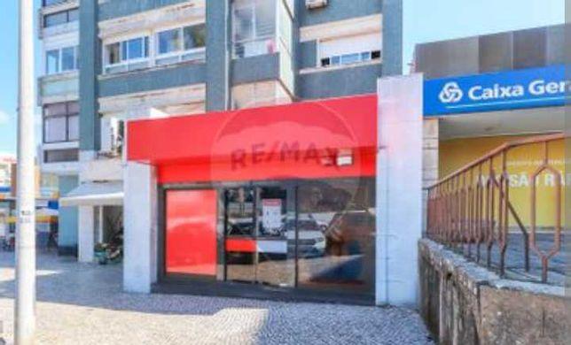 Arrendamento de espaço comercial em Lisboa