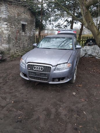 Audi a4 3.0 tdi części