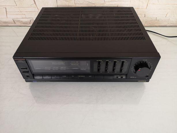 Uniwersum V-4695 Mocny wzmacniacz stereo z wejściem mikrofonowym !!