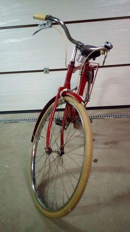 Rower  miejski  retro