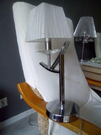 Mała lampa stojąca