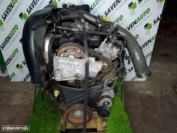 Motor Completo Dacia Duster (Hs_)