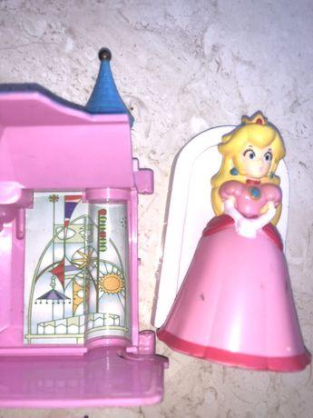 Замок .принцесса