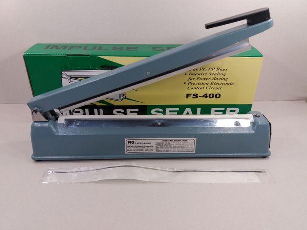 Запайщик пакетов FS-300 , металл не пластик. Подарок -струна и тефлон.