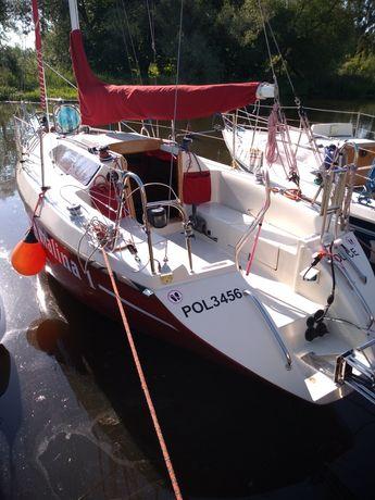 Jacht żaglowy Cruiser 24