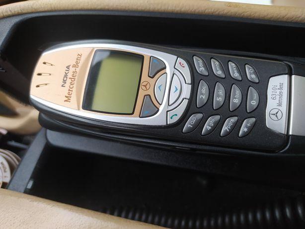 Nokia 6310i Mercedes W220 W215