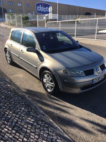 Renault megane 1.5 dci em excelente estado