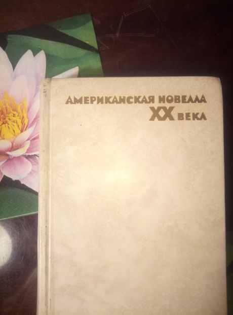 Американская новелла ХХ века