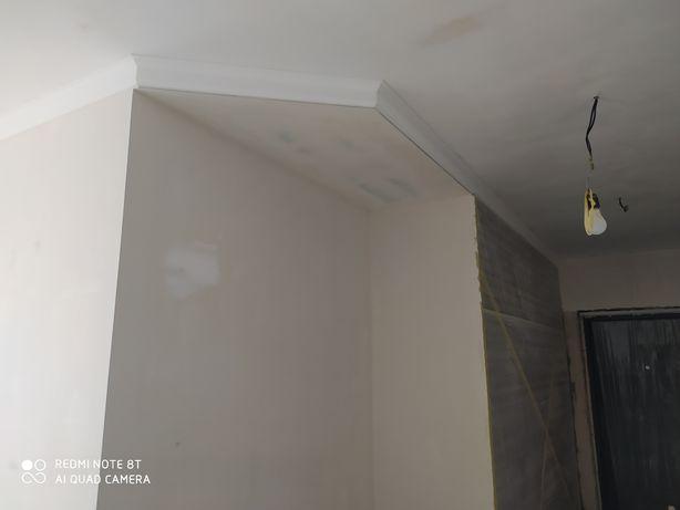 Отделочные работы по ремонту квартир