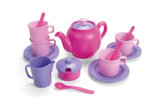 Dantoy MY LITTLE PRINCESS Zestaw naczyń do herbaty