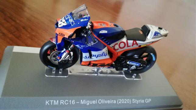 KTM RC16 Miguel Oliveira